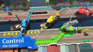 تصویر محیط Train Conductor World v18.0