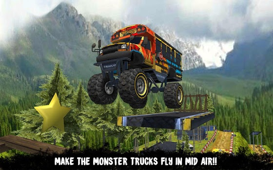 AEN City Bus Stunt Arena 17 v1.2