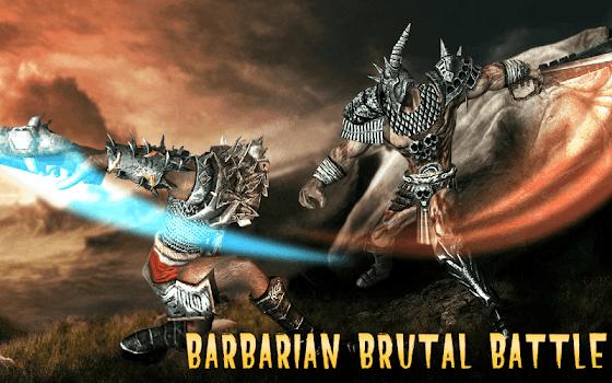 Brutal Fighter Gods of War v58