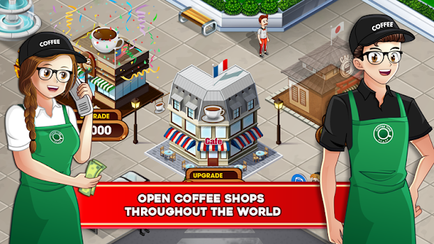Cafe Panic: Cooking Restaurant v1.11.9a