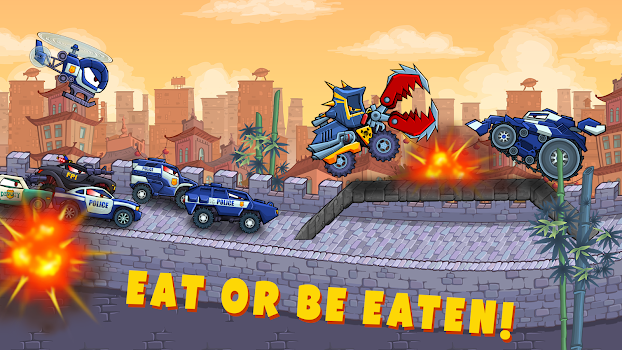 Car Eats Car 3 – Racing Game v1.7
