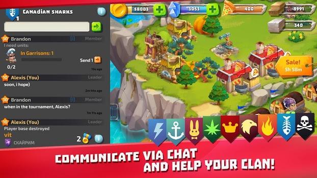 Casual Heroes – turn-based strategy v1.3.9