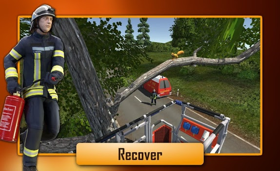Emergency Call The Fire Fighting Simulation v1.0.993