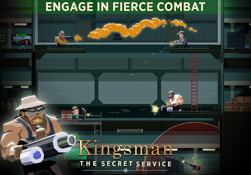 Kingsman – The Secret Service v0.9.28