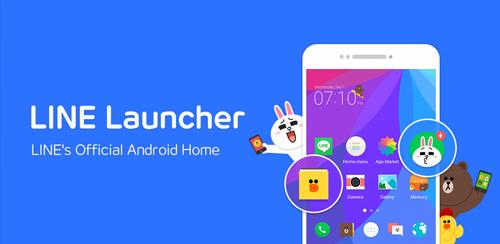 LINE Launcher v2.4.33