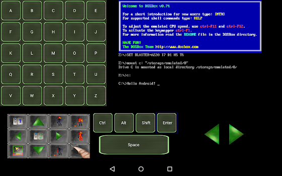Magic DosBox v1.0.62