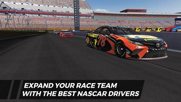 NASCAR Heat Mobile v2.1.8 + data