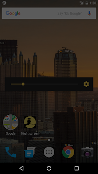 Night screen Beta v11