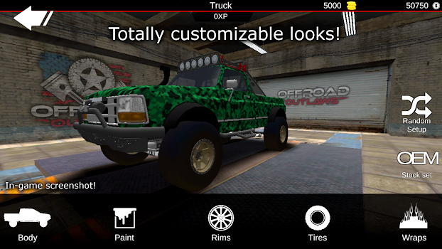 Offroad Outlaws v2.0.0