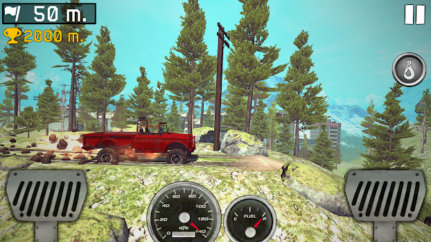 Ride to hill Offroad Hill Climb v1.17