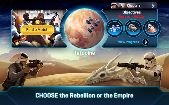 Star Wars™: Commander v7.1.0.10826
