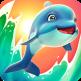 بازی ماجراجویانه Dolphy Dash - Adventure in Water World v1.0.14