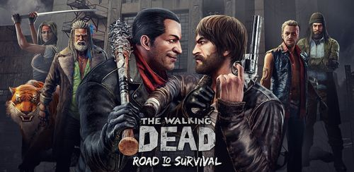 Walking Dead Road to Survival v9.3.1.58376 + data
