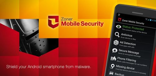 Zoner Mobile Security v1.8.2