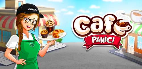 Cafe Panic: Cooking Restaurant v1.11.6a