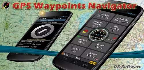GPS Waypoints Navigator v9.07