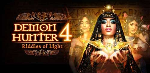 Demon Hunter 4: Riddles of Light v1.0 + data