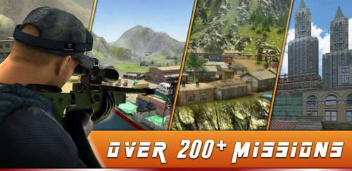 Sniper Ops 3D – Shooting Game v6600