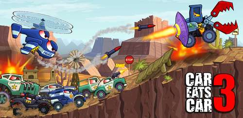 Car Eats Car 3 – Racing Game v1.2
