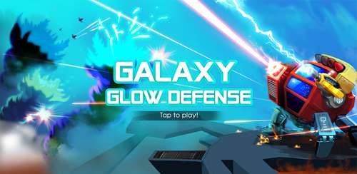 Strategy – Galaxy glow defense v1.1.5
