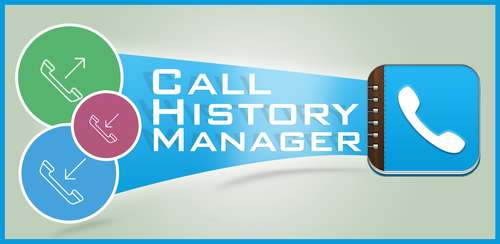 Call History Manager v4.6