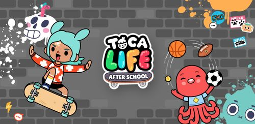 Toca Life: After School v1.1 + data