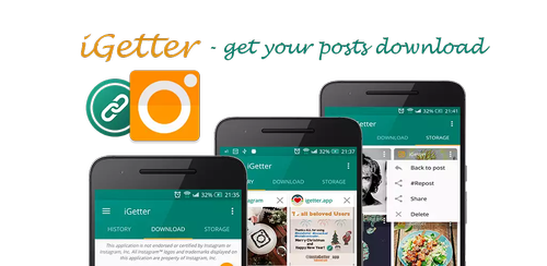 iGetter – Quick save video & story v4.4.27