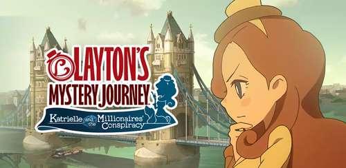 Layton's Mystery Journey v1.0.6 + data