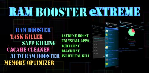RAM Booster eXtreme Speed Pro v5.0.0p