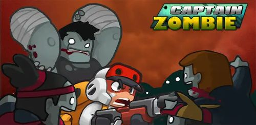 Captain Zombie Shooting Game v1.50