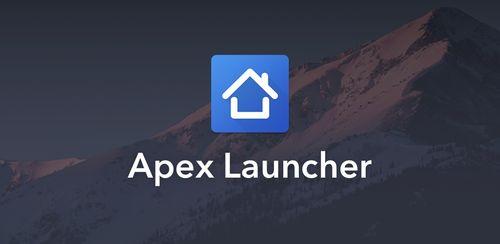 Apex Launcher pro v4.1.4