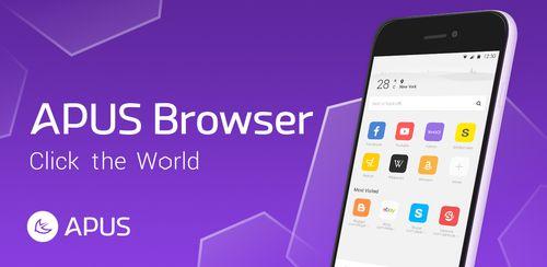 APUS Browser – Fast download & Private & Secure v2.7.6