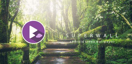 SuperWall Video Live Wallpaper v10.1.2