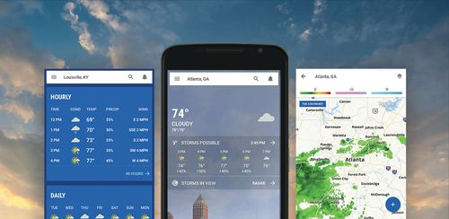 Weather – The Weather Channel v9.0.0