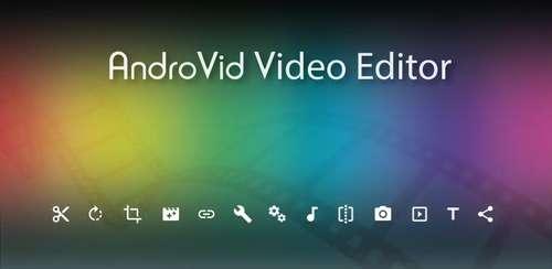 AndroVid Pro Video Editor v3.3.5