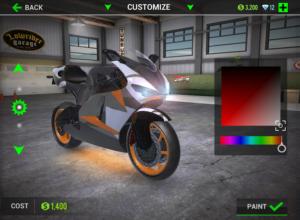 تصویر محیط Ultimate Motorcycle Simulator v1.8.2