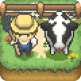 مزرعه کوچک پیکسلی Tiny Pixel Farm - Simple Farm Game v1.2.8