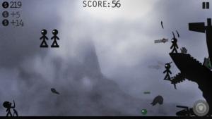 تصویر محیط Stickman Fight – Knife Hit! v1.4.0