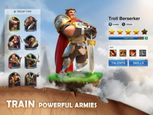 تصویر محیط Blaze of Battle v3.3.2
