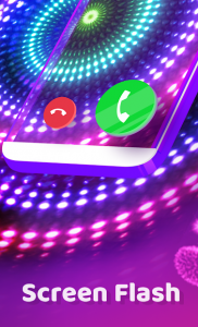 تصویر محیط Color Phone Flash – Call Screen Theme, LED v1.3.7