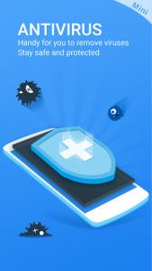 تصویر محیط Super Phone Cleaner – Antivirus & Cleaner (Mini) v1.6.8