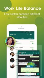 تصویر محیط DO Multiple Accounts – Infinite Parallel Clone App v2.32.12.0530