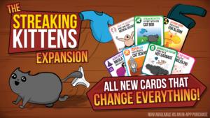 تصویر محیط Exploding Kittens® – Official v4.0.1