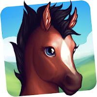 بازی مراقبت از اسب آیکون