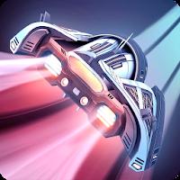 بازی مسابقات سفینه های فضایی آیکون
