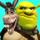 بازی جورچین Shrek Sugar Fever v1.17 اندروید