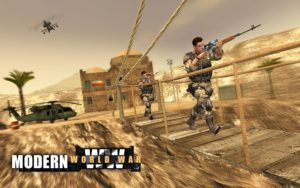 تصویر محیط Call of Modern World War: FPS Shooting Game v1.1.7