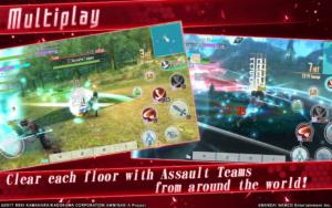 تصویر محیط Sword Art Online: Integral Factor v1.6.2