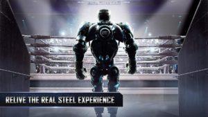 تصویر محیط Real Steel v1.44.18 + data