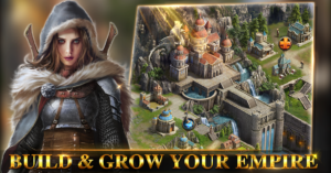 تصویر محیط Game of Kings The Blood Throne v1.3.2.03